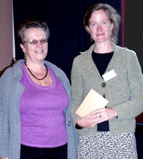 Book Prize winner 2008
