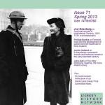 Women's History Magazine, print copy