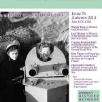 Women's History Magazine, Issue 76, Autumn 2014, download