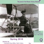 Women's History, Issue 4, Spring 2016, print copy