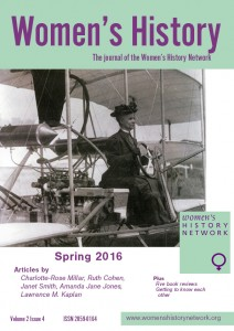 Women's History Spring 2016