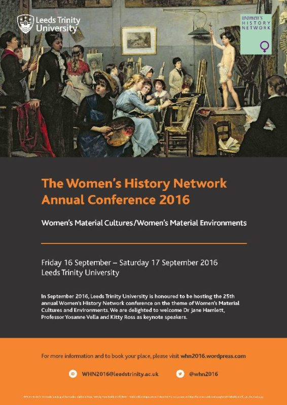 WHN Annual Conference 2016
