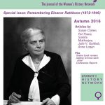 Women's History, Issue 6, Autumn 2016, print copy