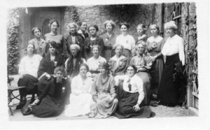 The Women's International League for Peace and Freedom in Zurich, from LSE Library's collections, WILPF/22/1.