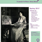 Women's History, Issue 7, Spring 2017, print copy
