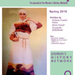 Women's History, Issue 12, Spring 2019, print copy