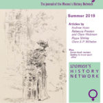 Women's History, Issue 13, Summer 2019, print copy