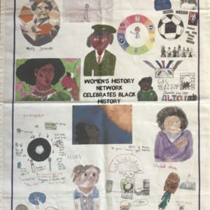 WHN Tea Towels - Celebrating Black History Month
