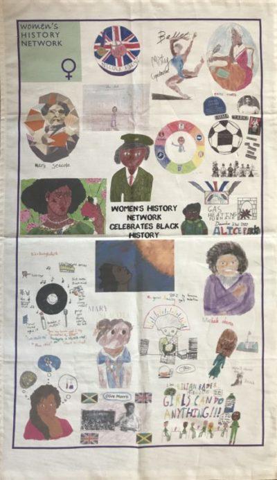 WHN Tea Towels - Celebrating Black History Month
