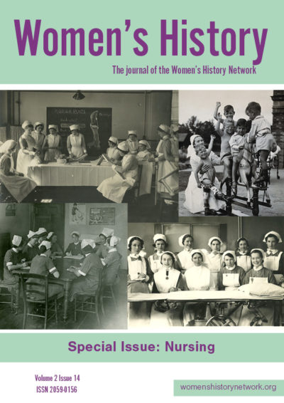 Women's History Autumn 2019 Front Cover