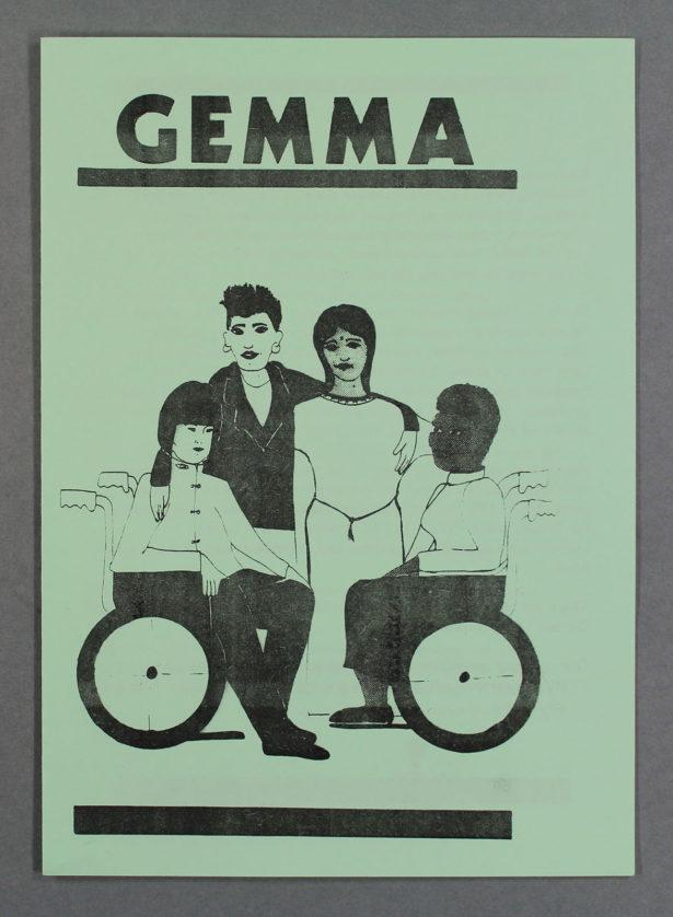 Image of GEMMA leaflet